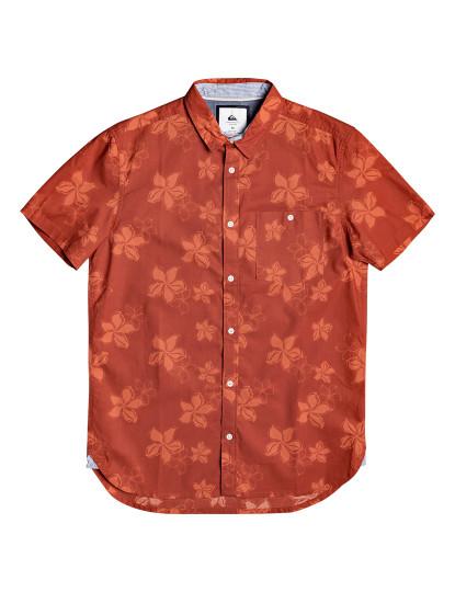 Camisa Quiksilver Homem Le Grand Large Chilli Sport Flower