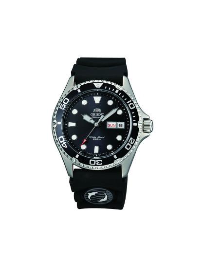 Relógio Orient Desportivo Homem Preto