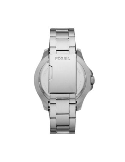 Relógio Traditional Fossil Homem Prateado
