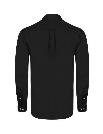 Camisa Gant Homem Preto