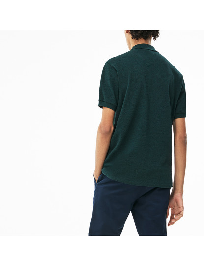 Polo Lacoste de Homem Verde Escuro