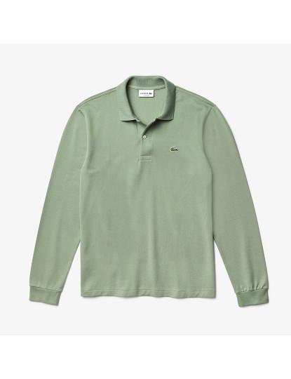 Polo Lacoste de Homem Verde