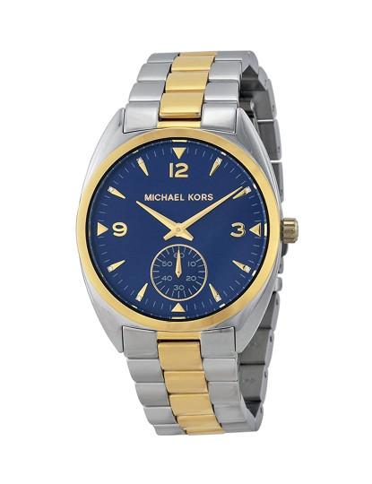 Relógio Michael Kors Homem Azul
