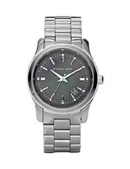 Relógio Michael Kors de Homem Prateado e Cinzento