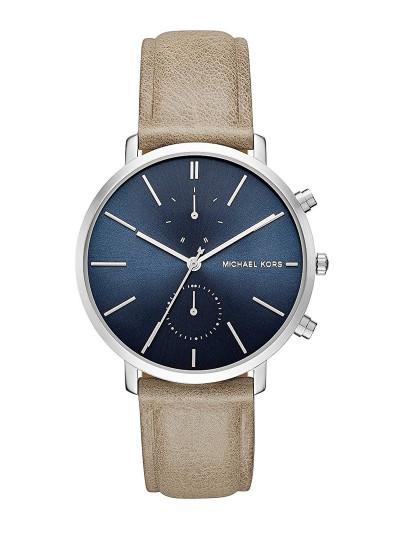 Relógio Michael Kors Unissexo Prateado e Azul