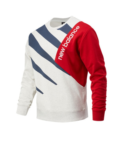 Sweatshirt New Balance Multicolor Homem