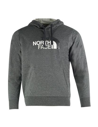 Camisola The North Face Logo Cinza de Homem