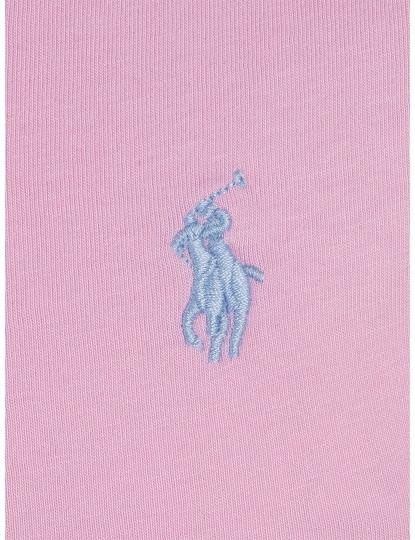 T-shirt Ralph Lauren Homem Rosa