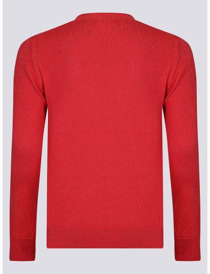 Camisola Ralph Lauren Homem Vermelho/Azul Navy