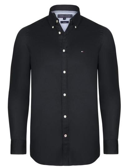 Camisa Tommy Hilfiger Homem Preto