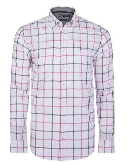 Camisa Tommy Hilfiger Homem Modelo 8