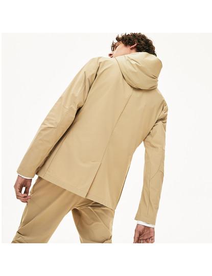 Casaco Lacoste de Homem Camel