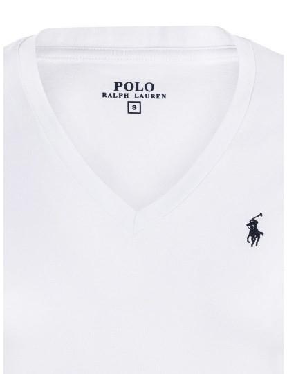 T-Shirt Ralph Lauren De Senhora Branco Senhora  69380caeb18
