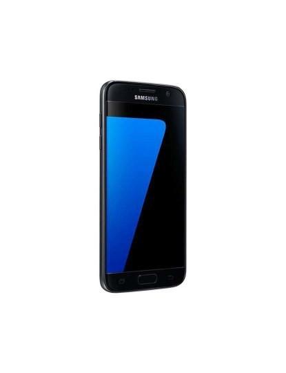 Samsung Galaxy S7 32GB Black Grau A+