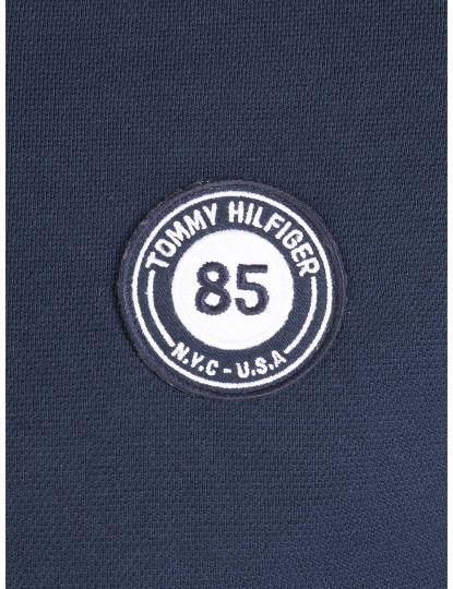 Pólo M. Curta Tommy Hilfiger Homem Azul Navy