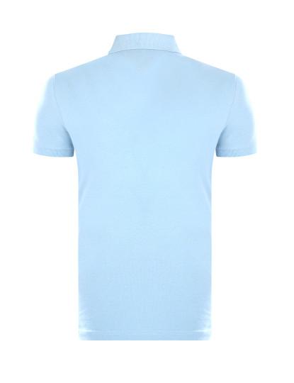 Pólo M. Curta Tommy Hilfiger Homem Azul