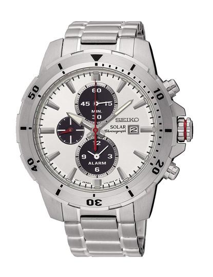 636b5f1f44b Relógio Seiko Neo Sports Prateado