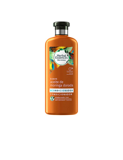 Herbal Bio Suave Condicionador Detox 0% 400 Ml