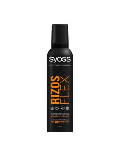 Syoss Mousse Caracóis Flex Definidos 250 ml