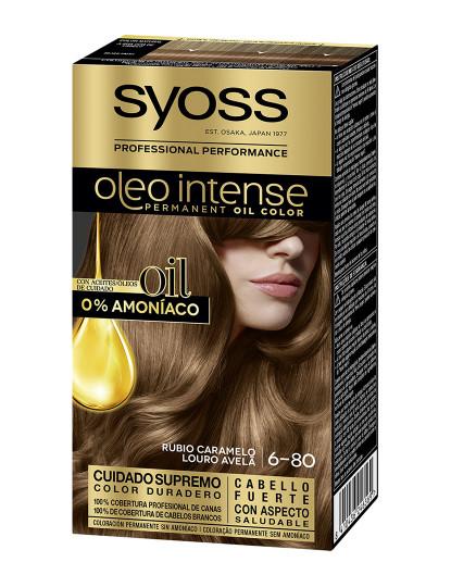Syoss Oleo Intense 6-80 Louro Avelã