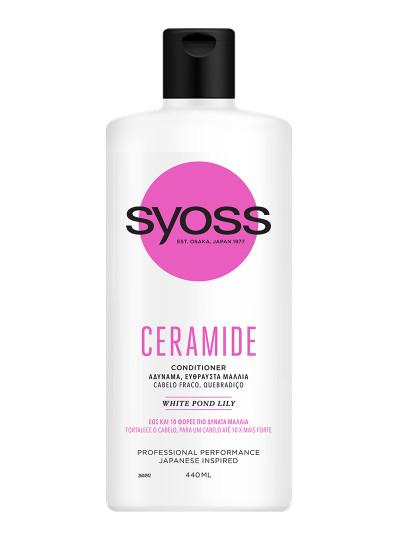 Syoss Ceramide Condicionador 440ml