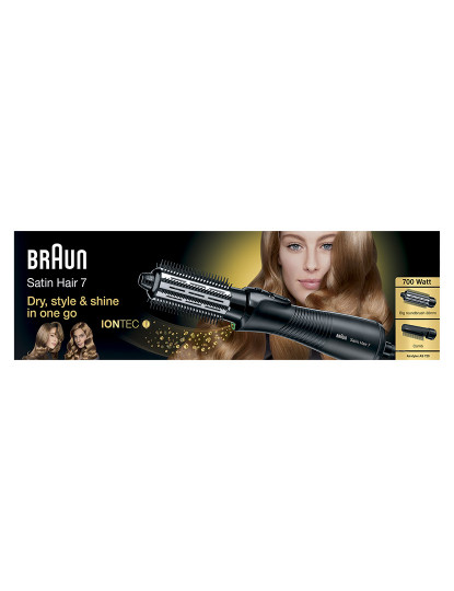 Braun Modelador Cabelo Braun Satin Hair 7 AS720
