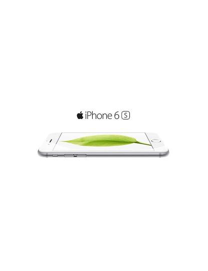 iPhone 6S 64GB White Silver GRAU B+