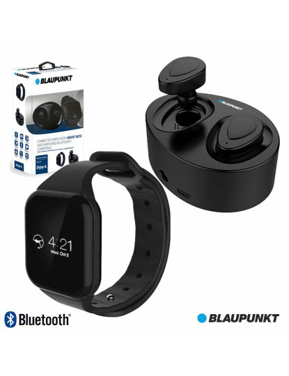 Bundle Blaupunkt Auriculares Bluetooth