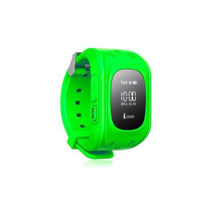 Relógio Localizador Infantil! Com Gps Em Verde