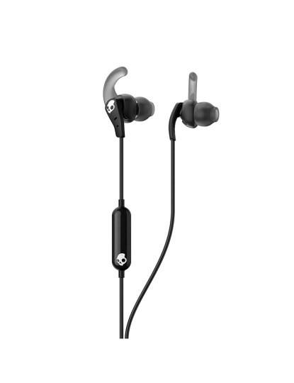 Auriculares Desportivos Skullcandy Set In Ear Com Mic Preto/Branco