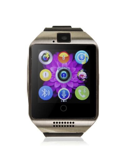 Smartwatch Q18 Prateado