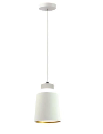 Candeeiro LED Luz Quente Douro Branco