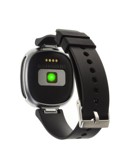 Smartwatch Desportivo E08 Com tela Extraível Cinza