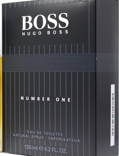 Boss Nº 1 Et 125 ml Vapo
