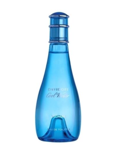 Cool Water Woman ET 100 ml Vapo