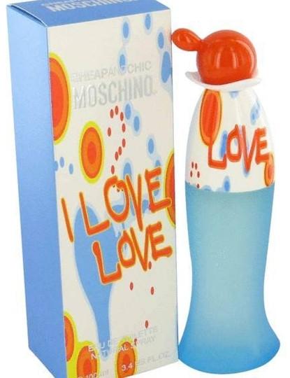 I Love Love C&C Moschino Et 100 ml Vapo