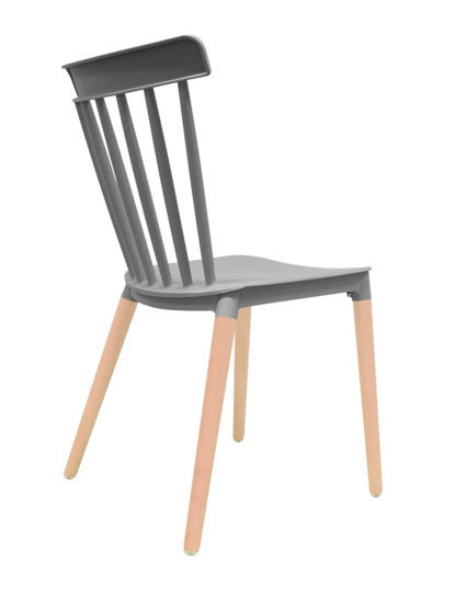 Cadeira Finn Cinza