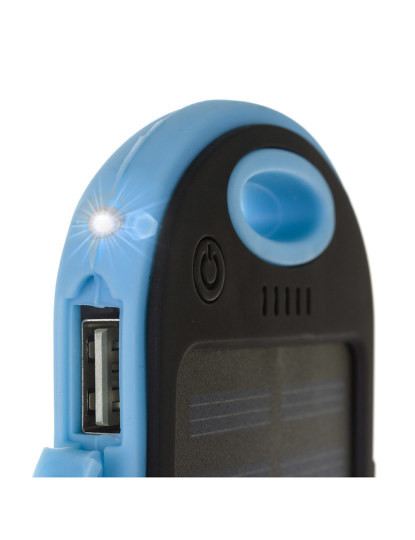 Powerbank Solar Waterproof de 5000Mah