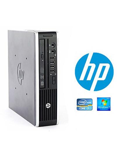 HP Compaq 8200 Elite Ultra-slim PC Recondicionado - Processador i7!