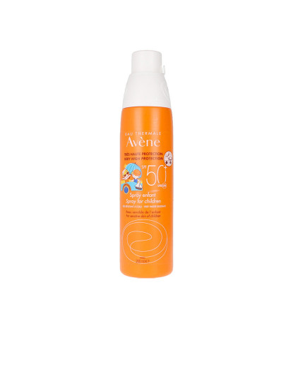 Avene Solaire Alta Proteção Spray Criança Spf50+ 200 Ml