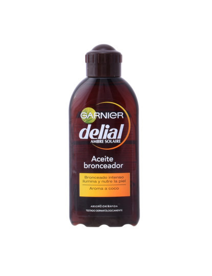 Garnier Ideal Bronze Óleo Bronzeador Intenso 200 Ml