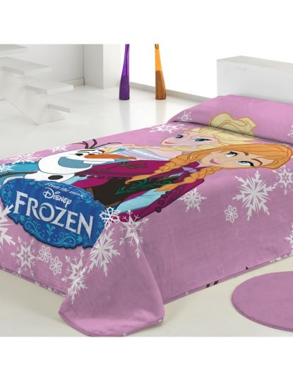 Manta Frozen de 160x230cm