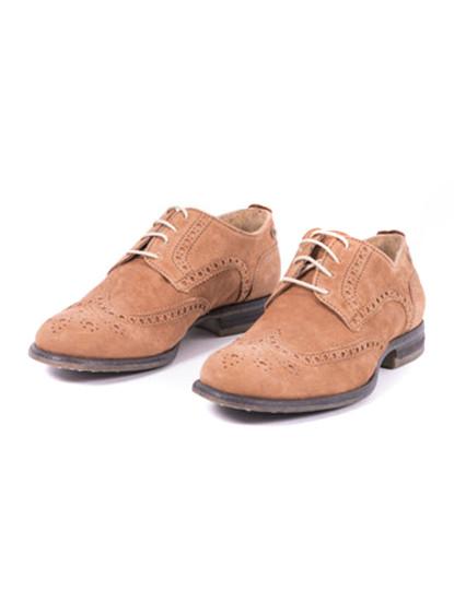 Sapatos Camel Homem picotados , até 2015 12 28