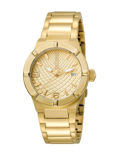 73470dceae4 Relógio Just Cavalli Senhora Dourado