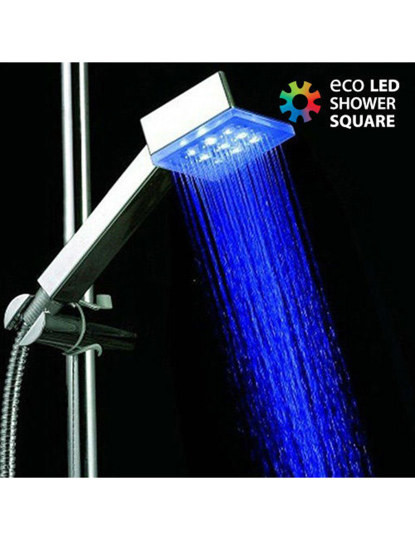 Eco-Chuveiro LED (Luminoso)