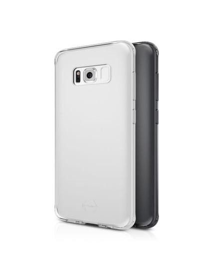 Capa iTSkins para  Samsung  Galaxy S8+ - Preta Transparente
