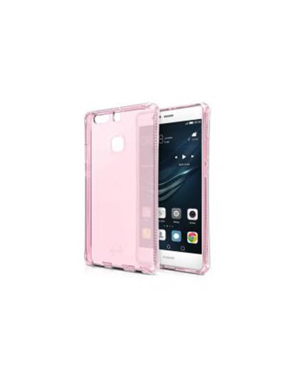 Capa iTSkins para  Huawei P9 Plus - Rosa Claro