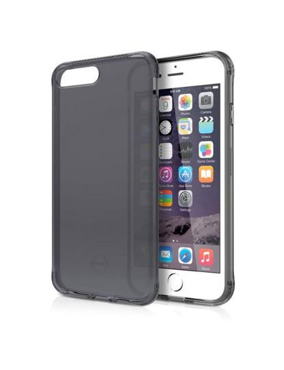 Capa iTSkins p/ Apple iPhone 8 Plus / 7 Plus - Preto