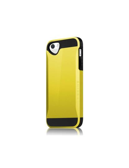 Capa iTSkins para iPhone 5 - Amarela
