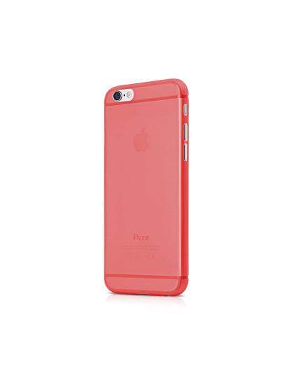 Capa iTSkins para iPhone 6s/6 - Vermelha